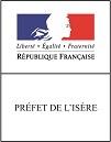 Logo Prefecture Isere